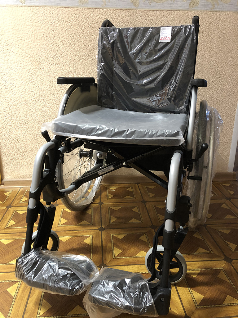 wheel chair 01
